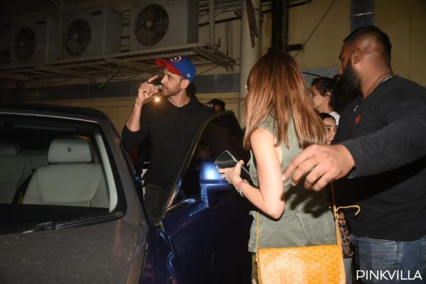 Hrithik Roshan Opens Up On His Friendly Equation With Ex, Sussanne Khan