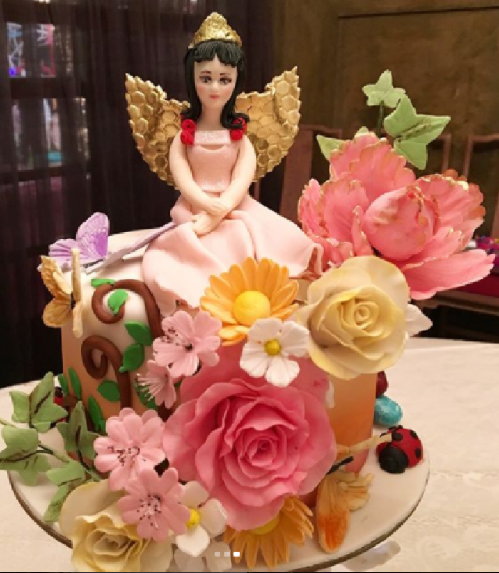 Check Out Aaradhya Bachchan S Enchanted Meadow Themed Birthday