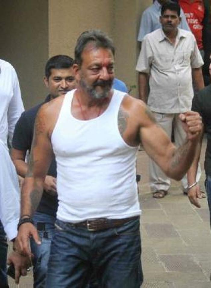 Sanjay dutt granted 30 days parole this time for daughters nose sanjay dutt granted 30 days parole this time for daughters nose surgery pinkvilla thecheapjerseys Images