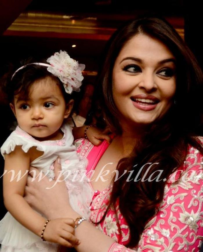 I Dont Ever Leave Her Aishwarya On Daughter Aaradhya Pinkvilla