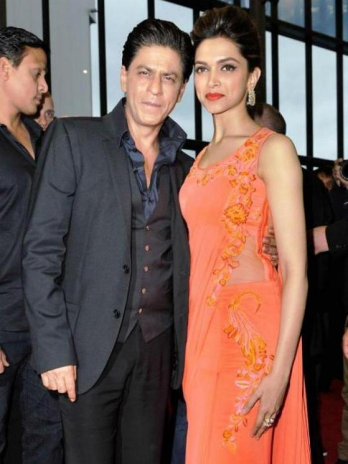 Deepika Padukone is upset with Shah Rukh Khan as he forgets to call her, social media banter is unmissable