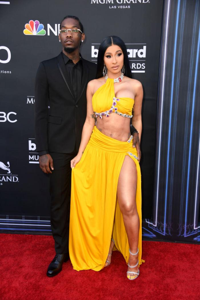 Cardi B's husband Offset's Instagram account hacked; Rapper defends him as DMs get leaked