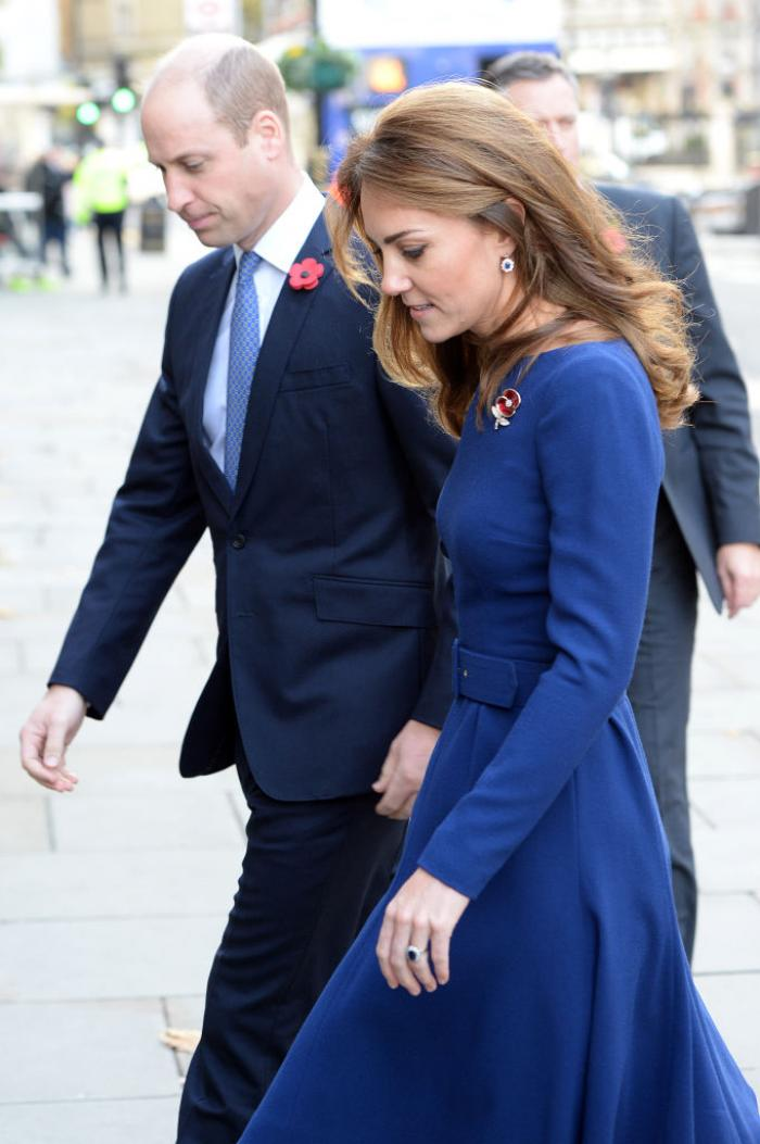 Kate Middleton skips royal event with Prince William at the last minute 'due to children'
