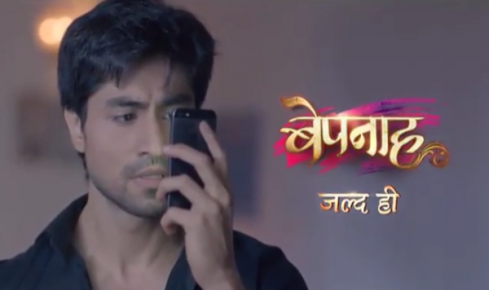 WATCH: Harshad Chopra creates mystery in the promo of his