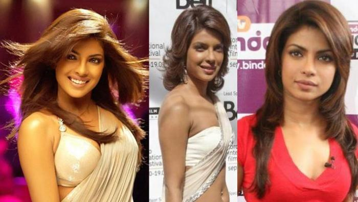 Which Hairstyle Do You Think Looks The Best On Priyanka Chopra