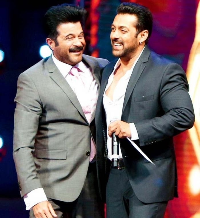 Anil Kapoor on Race 3: When you have Salman Khan in a film, the scale automatically goes up