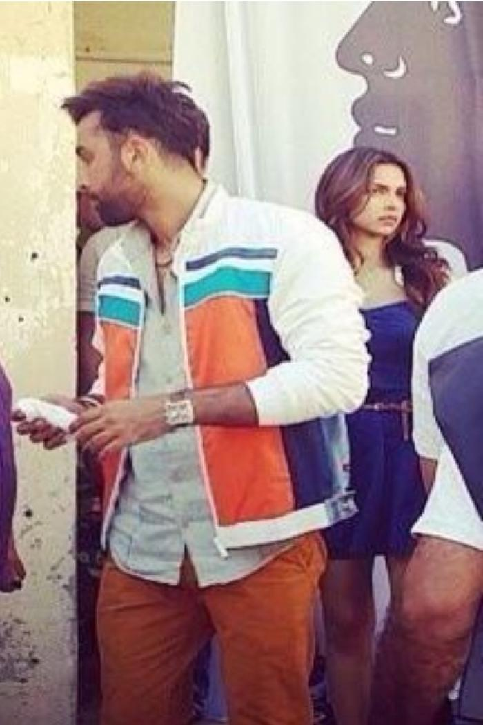 Tamasha Diaries Ranbir Sports A Different Hairstyle While