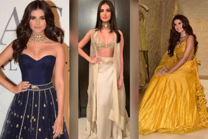 Planning to buy a bridesmaid dress? THESE outfits from Tara Sutaria's closet are perfect for you
