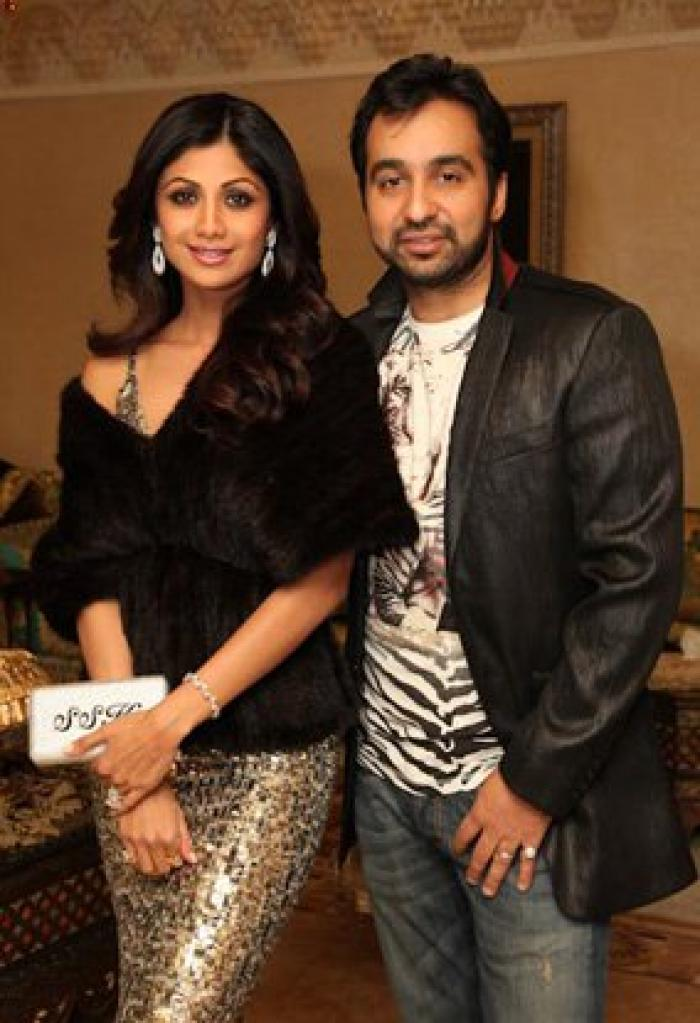 Shilpa Shetty Raj Kundra Celebrate Their Wedding Anniversary In Dubai