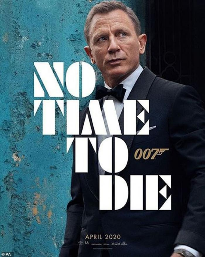 No Time to Die: Daniel Craig is back as James Bond