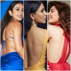 Rakul Preet Singh, Samantha Akkineni in backless outfit photos