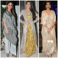 10 stunning Diwali party outfit ideas from Bollywood actresses