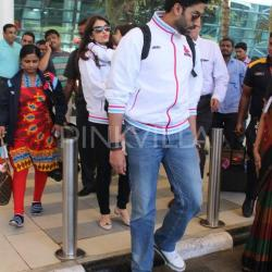 Abhishek-Aishwarya To Have Some Special Company on their Latest Vacation