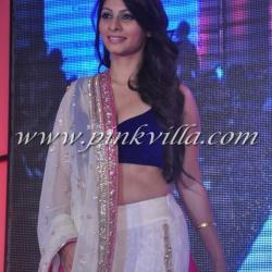 Vidya Malvade & Tanisha walk the  Ramp For CPAA Charity Fashion Show!