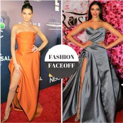 Fashion Faceoff: Deepika Padukone or Kendall Jenner, who wore the high slit strapless gown better?