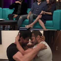 Koffee With Karan: Imtiaz, Kabir and Zoya - Shah Rukh Khan and Salman Khan are always late on the film sets!