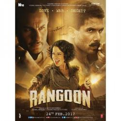 Rangoon Movie Review: Kangana is a knockout but an over indulgent Bhardwaj makes a mess of this ripe tale
