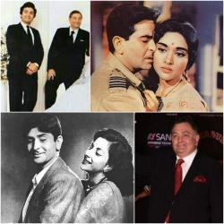 Nargis was his 'in-house heroine'; Was also involved with Vyjayanthimala - Rishi on father Raj Kapoor's affairs