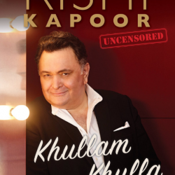 Rishi Kapoor to launch his autobiography Khullam Khulla on January 15!