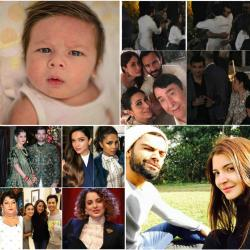 Taimur's latest picture, Virat's V-Day wish for Anushka and Randhir's 70th birthday bash; Here are the Top 10 newsmakers of this week!