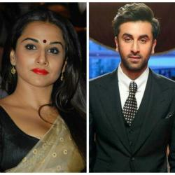 Vidya thinks that her pairing with Ranbir Kapoor would be a lethal combination