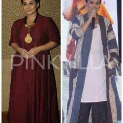 Elegant Vidya is unstoppable as she promotes Kahaani 2 in the city!
