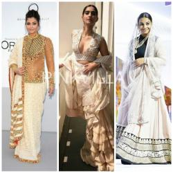 Bollywood Beauties Who Rocked Indian Outfits At International Film Festivals