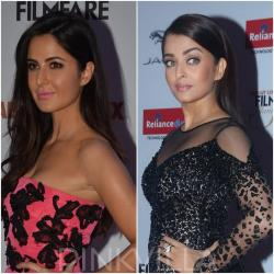 Pick your favorite Beauty Look from Filmfare Glamour and Style Awards