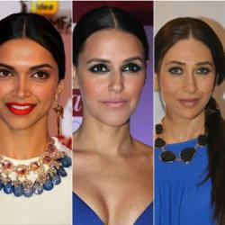 Style-File: When Bollywood divas sported center-parted hairdos!