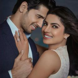 Sidharth on working with Priyanka: We did hit it off really well in the first hour!