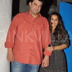 Why it's 'healthier' for Vidya not to work with her husband?