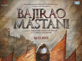 It Is Here! First Look Poster Of Baijrao Mastani!