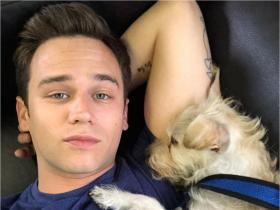 13 Reasons Why star Brandon Flynn\'s charming selfies will make your heart race