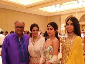 Sridevi Death Anniversary: Priceless photos of the star with Janhvi, Khushi, Boney Kapoor will melt your heart