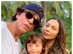 Happy Birthday AbRam Khan: Check out the birthday boy's cute moments with his parents Gauri and Shah Rukh Khan
