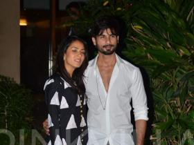 All details on Shahid-Mira\'s private party