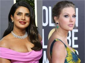 Golden Globes 2020 Photos: Priyanka Chopra Jonas to Taylor Swift, Check out best closeups from the event