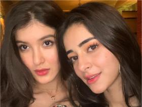 7 Photos of BFFs Shanaya Kapoor and Ananya Panday that speak volumes about their friendship