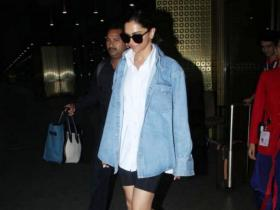 7 Times Deepika Padukone showed us how to rock a denim jacket in different ways