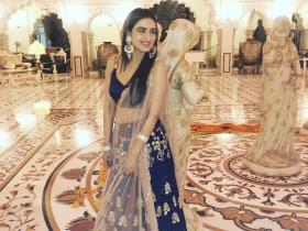 PHOTOS: 8 Times Jasmin Bhasin made our hearts skip a beat with her desi looks; Check out