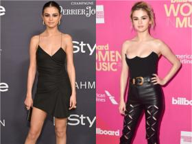 8 Times Selena Gomez showed how to rock a black outfit with ease; See PHOTOS
