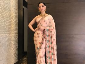8 Times Tamannaah Bhatia bowled us over with her appearances in a saree; See Pics