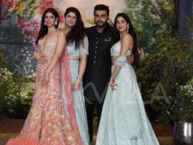 Arjun Kapoor: I want Janhvi and Khushi to be absolutely okay as much as I would want Anshula to be fine
