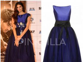Yay or Nay : Athiya Shetty in Neha Taneja