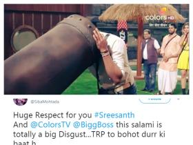 Bigg Boss 12: S Sreesanth fans slam Bigg Boss makers for insulting the former cricketer
