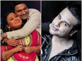 Bharti Singh DISMISSES reports of doing a comedy show with Kapil Sharma and Krushna Abhishek