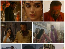Image result for Sanjay Dutt starrer Bhoomi's new track 'Lag Ja Gale' is a complete romantic number!