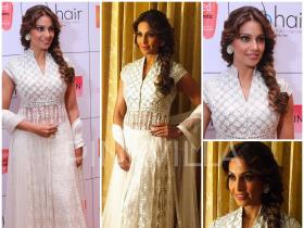Yay or Nay : Bipasha Basu in Anita Dongre