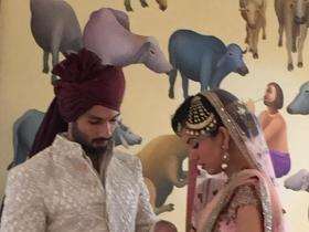 New Pictures From Shahid - Mira\'s Wedding Ceremony