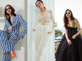 PHOTOS: Cannes 2019: Deepika Padukone's Day 2 looks will make it hard for you to take your eyes off her